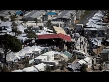 Medecins Sas Frotieres (MSF): Dramatic call for Moria